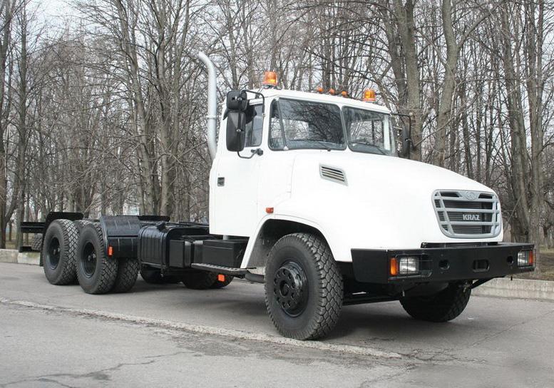 5. КрАЗ-65055 IK