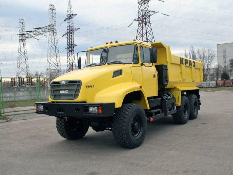 7. КрАЗ-65032 IK