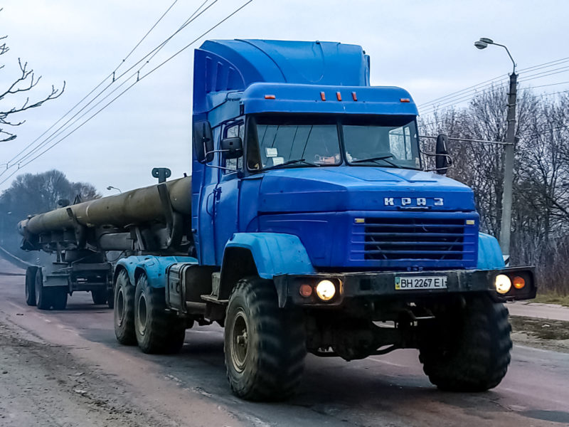 11. КрАЗ-6443