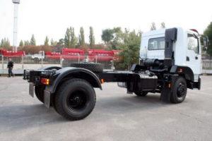 15. КрАЗ-5401Н2 тип 1
