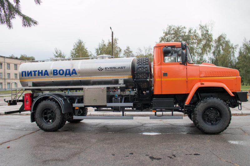 19. КрАЗ-5233НЕ