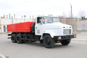 34. КрАЗ-65053