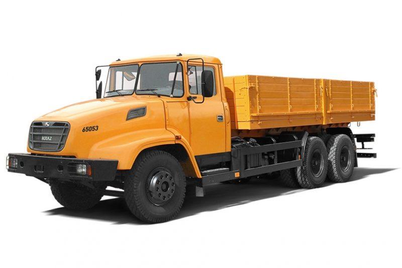 35. КрАЗ-65053IK