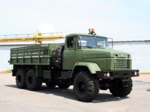 36. КрАЗ-6322