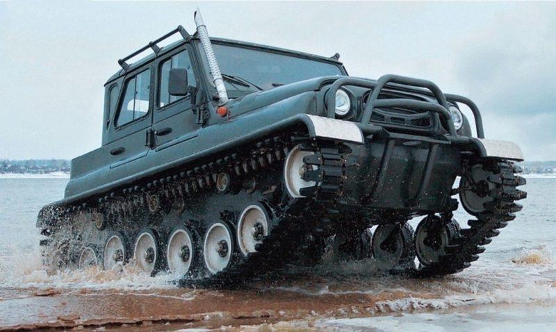 Аналоги ГАЗ-3409 на современном рынке