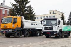 Автомобили КрАЗ: модельный ряд