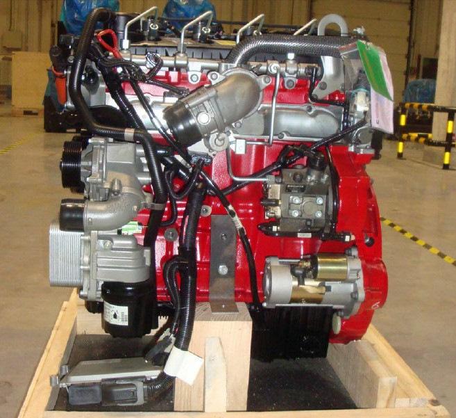 Двигатель и трансмиссия вездехода ГАЗ-3409 «Бобр»