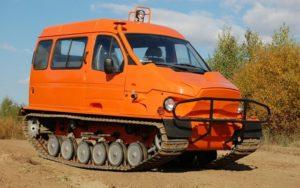 ГАЗ-3409 «Бобр»: технические характеристики