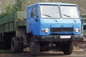 КАЗ-608 Колхида: технические характеристики