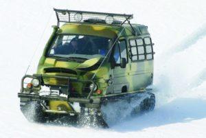 Особенности конструкции ГАЗ-3409