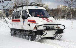Технические характеристики вездехода ГАЗ-3409 в цифрах
