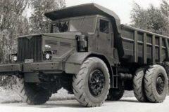 МАЗ-525: технические характеристики