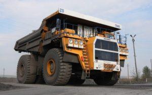 БелАЗ-75600: технические характеристики