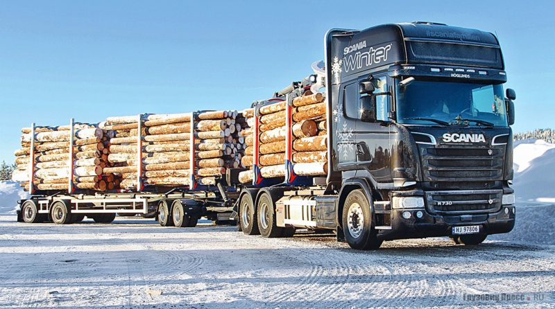 Готовые спецавтомобили Scania (1)
