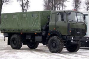 МАЗ-531605: технические характеристики