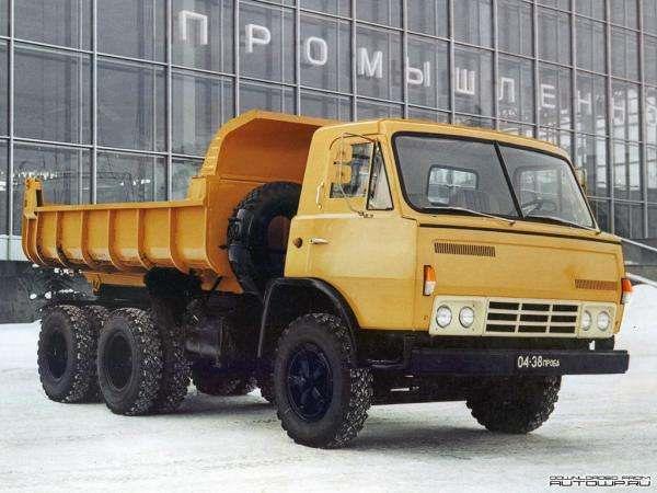Особенности грузовика ЗиЛ-170