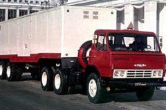 ЗИЛ-170 – прародитель КамАЗа